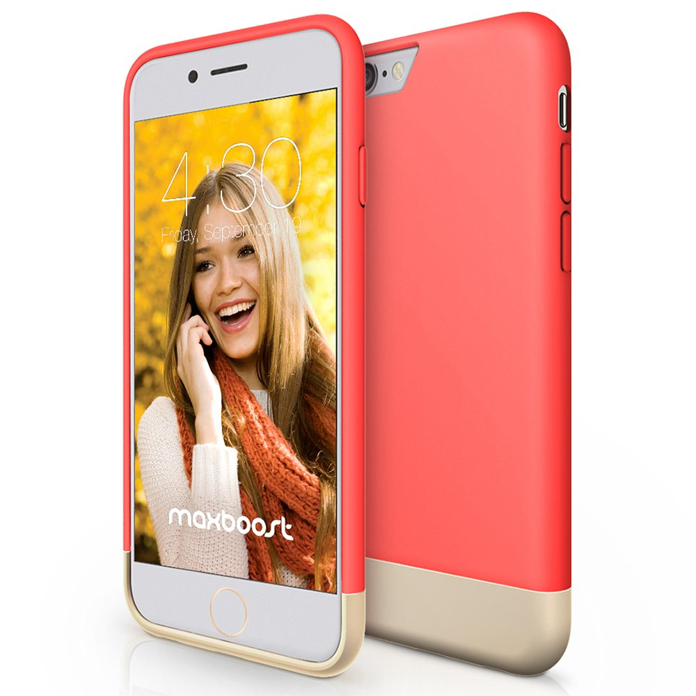 Case For Apple IPhone 6 47 SOFT Interior Scratch Protection With Vibrant Trendy Color