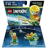 Warner Bros Lego Dimensions Aquaman Fun Pack