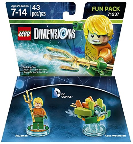 DC Aquaman Fun Pack LEGO Dimensions product image