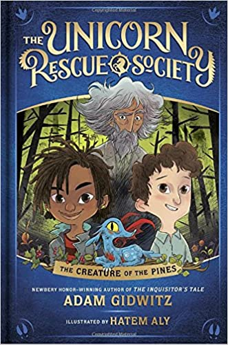 Image result for unicorn rescue society creature pines cover
