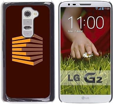 Smartphone PC carcasa dura para LG G2/funda TECELL tienda ...