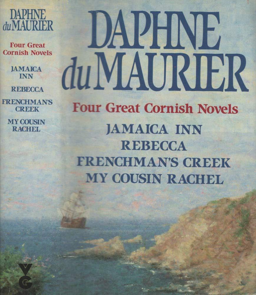 Four Great Cornish Novels Jamaica Inn Rebecca Frenchmans