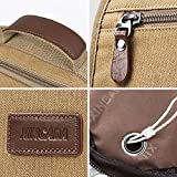 XINCADA Mens Bag Messenger Bag Canvas Shoulder Bags