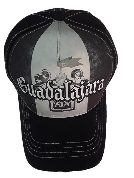 El General Gorra Charra Guadalajara ID 226 GOX2 Black and White at ... a5749974e83