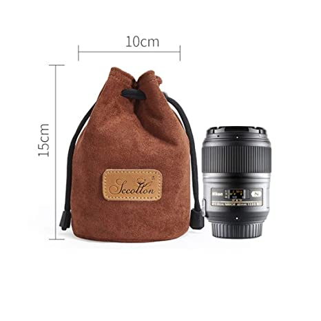 Olprkgdg - Bolsa Protectora con cordón para cámara Nikon ...