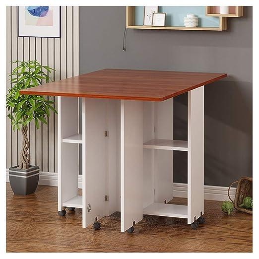 NewbieBoom®-Lapdesks Mesa Plegable Mesa de Comedor Inicio Simple ...