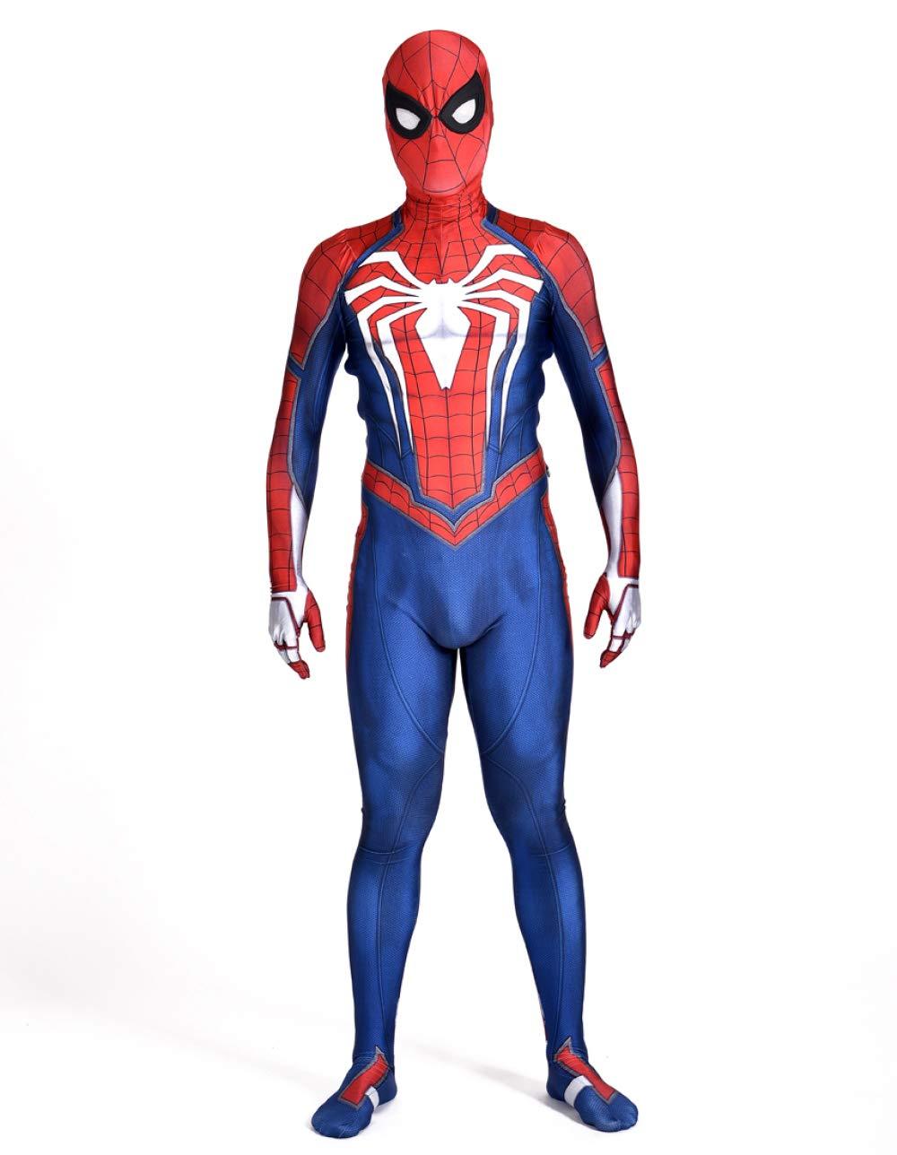 Amazon.com: DSFGHE Children Spiderman Cosplay Costume ...