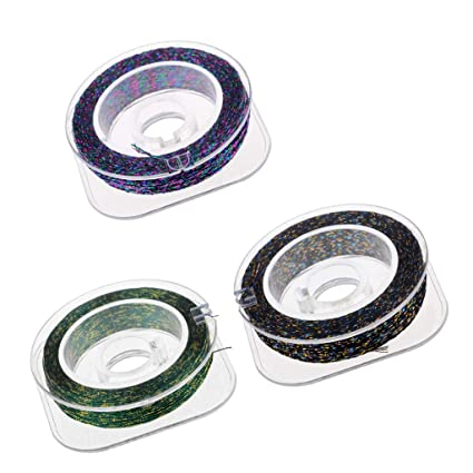 Fishing Rod Guide Ring Wrapping Line Rod Repairing Building Thread 4 Colors