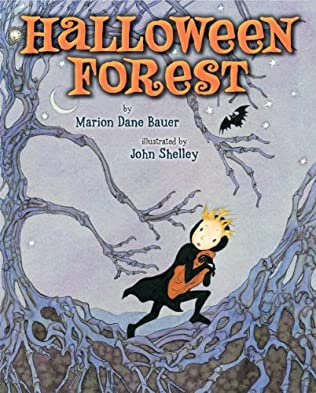 book cover of Halloween Forest