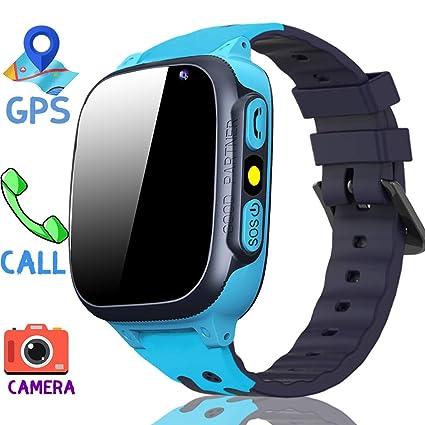 Amazon.com: MiKin - Reloj inteligente para niños de 3 a 12 ...