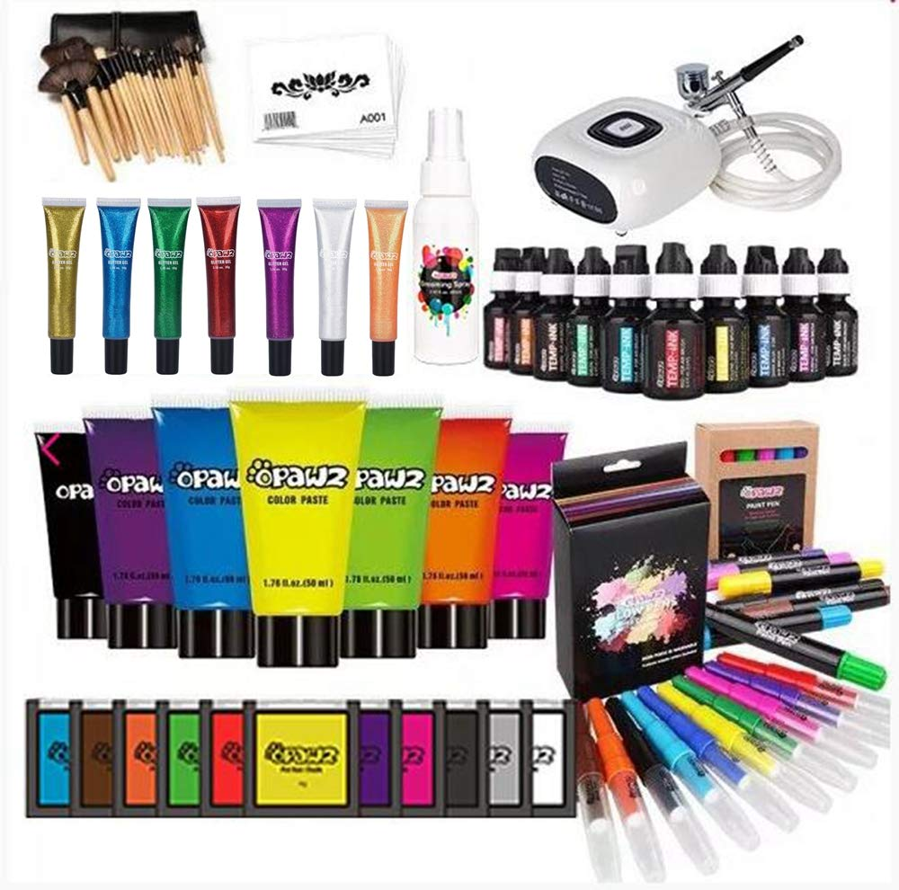 Opawz Temporary colors Value Pack (Value Pack)