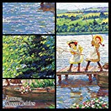Anne of Green Gables JIgsaw Puzzle 1014P The Sparkling Lake