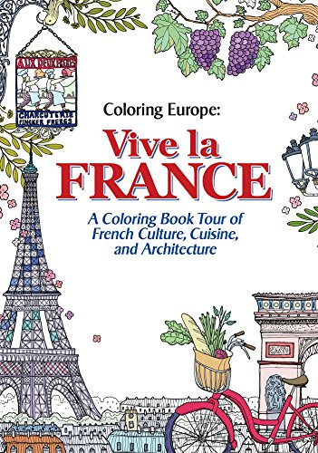 Coloring Europe: Vive la France (France Pencils From)