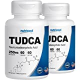 Nutricost Tudca 250mg, 60 Capsules (2 Bottles)