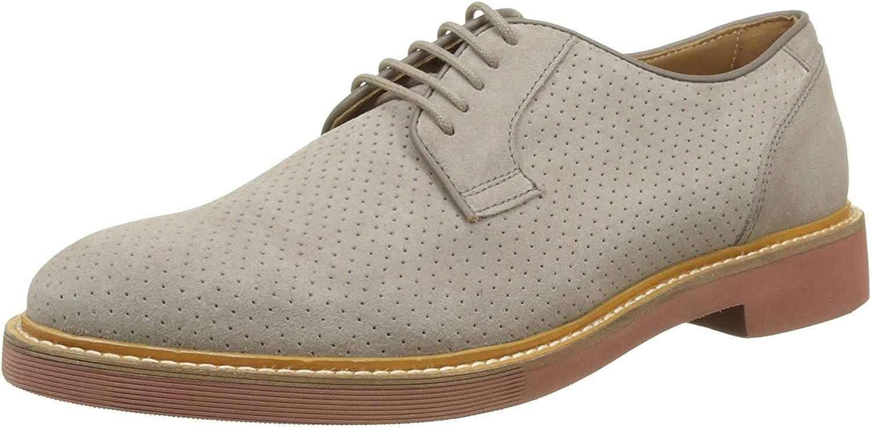 Zapatos de Cordones Derby para Hombre Geox U Damocle A