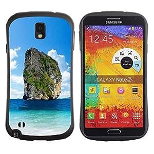 "Hypernova Slim Fit Dual Barniz Protector Caso Case Funda Para Samsung Note 3 [Vistas Kistler""]"