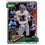 2018 Classics Football #170 Rich Gannon Oakland Raiders Legend Panini NFL Card