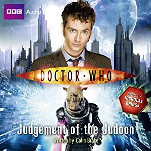 Doctor Who: Judgement of the Judoon Hörbuch