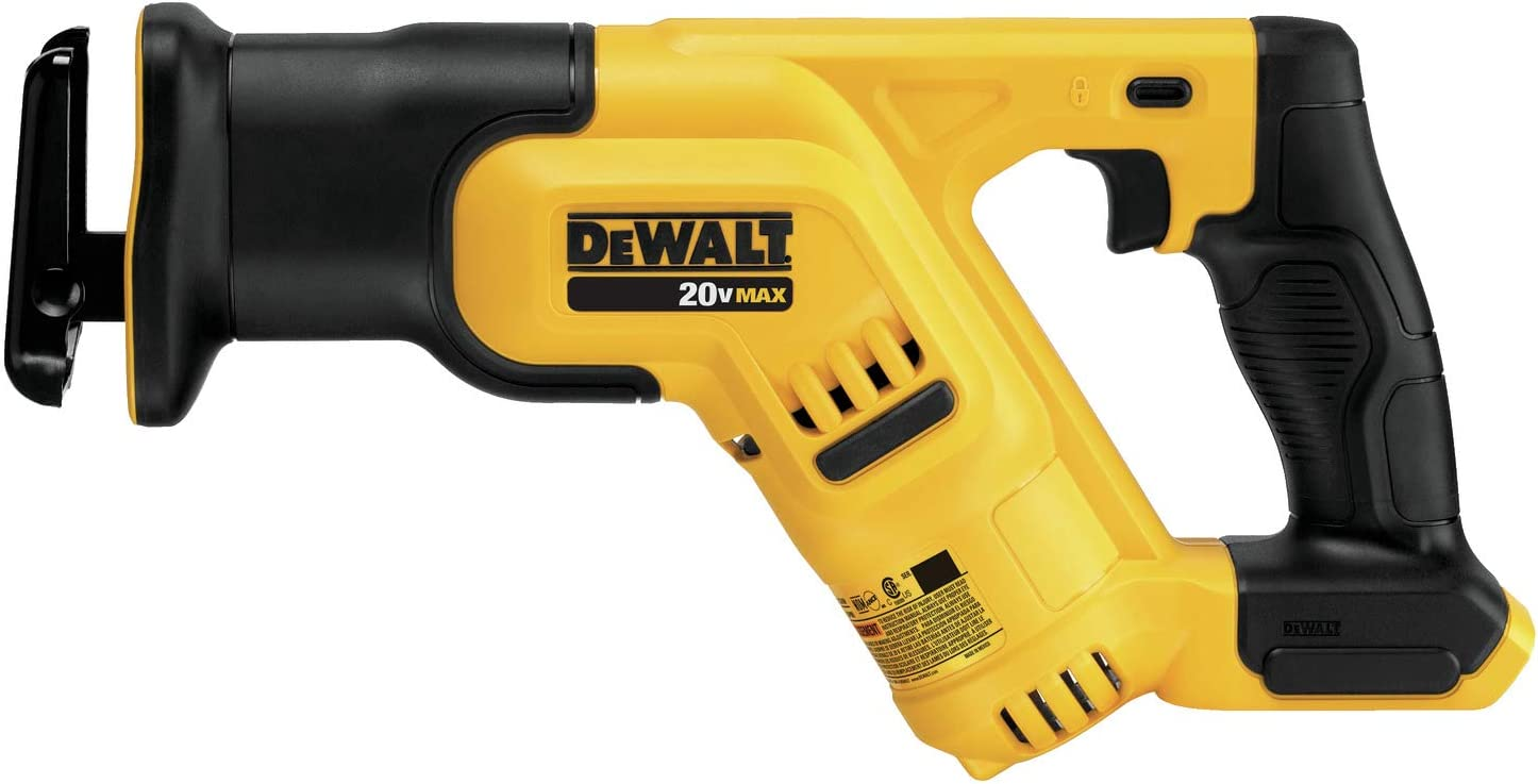 DEWALT DCS387B Compact Reciprocating Saw