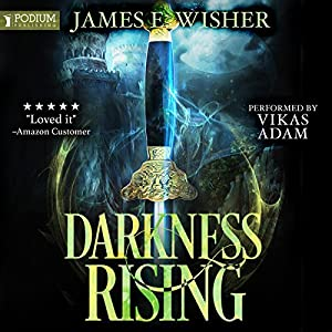 Darkness Rising: Disciples of the Horned One, Volume 1 Audiobook