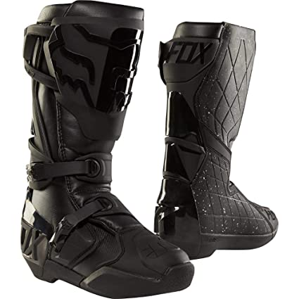 d11c3ebf6f8c7 Fox Racing 180 Men's Off-Road Motorcycle Boots - Black/Black / 10