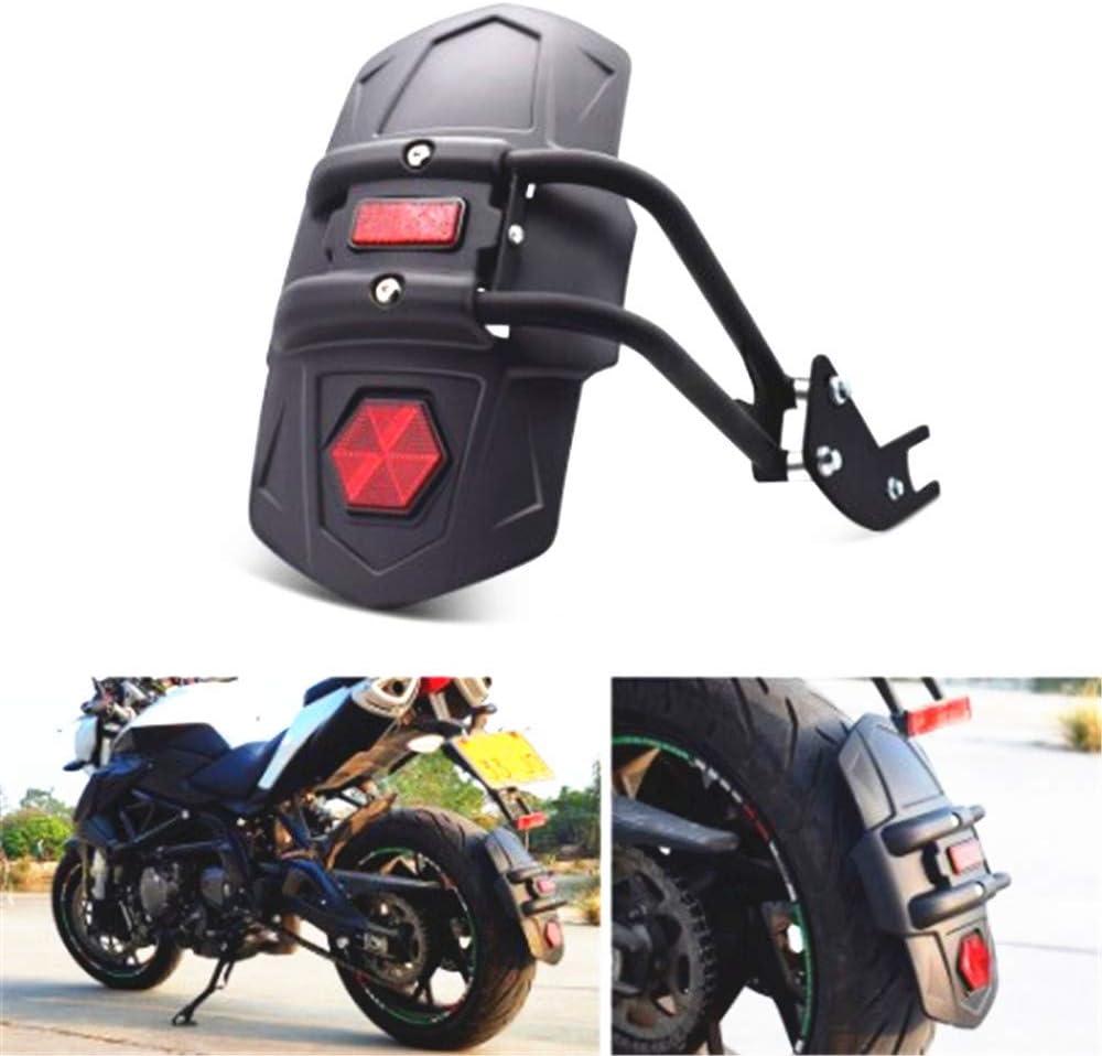 Semoic Motorcycle Modified Rear Wheel Mudguard Splash Sand Guard Fit for Universal