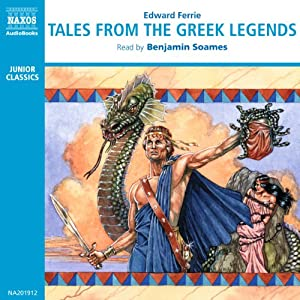 Tales from the Greek Legends Audiobook