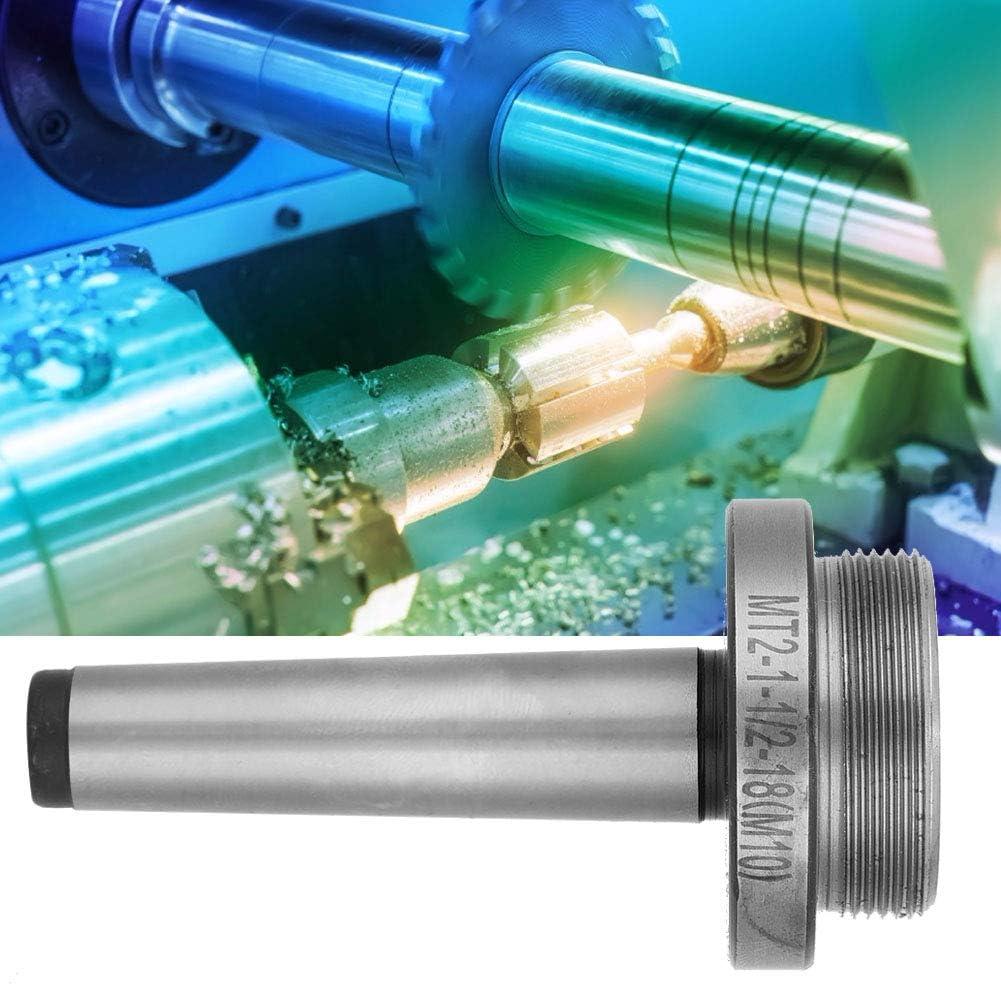 outil de tour CNC /à al/éser en acier au mangan/èse M10 MT2 Boring Shank avec t/ête dal/ésage de 1//2 barres dal/ésage dal/ésoir dal/ésage MT2-1-1//2-18-