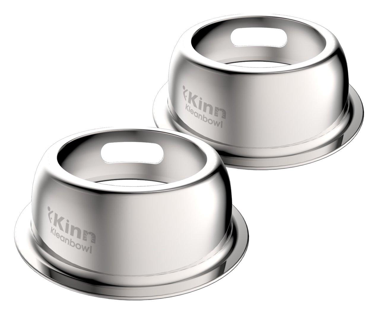 Kinn Kleanbowl – The Healthier, Planet-Friendly, Disposable Pet Bowl, 32oz (4 Cups) - 2 Pack