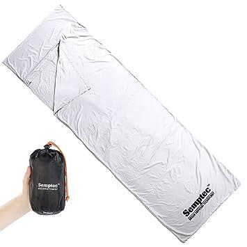 Drap pour sac de couchage en microfibre SEMPTEC 5C9vLgDL2i