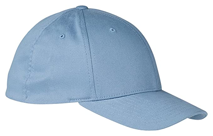 eaaaebc7cfc Image Unavailable. Image not available for. Color  Flexfit Organic Brushed  Twill Low-Profile Cap ...