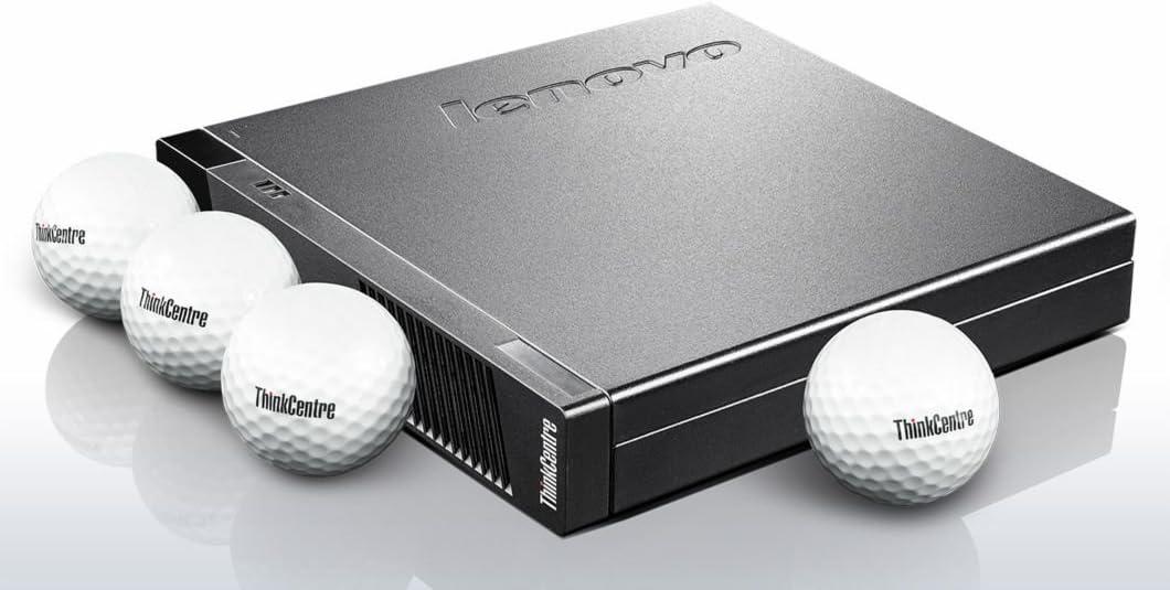 Lenovo THINKCENTRE M83 Tiny Form Factor High Performance Business Desktop Computer, Intel Dual Core i5-4570T up to 3.6GHz, 8GB RAM, 500GB HDD, WiFi (M83   i5-4570T   Windows 10 P) (Renewed)