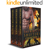 Fire & Rescue Shifters Collection 1: Books 1-3 (Fire & Rescue Shifters Series Box Set)