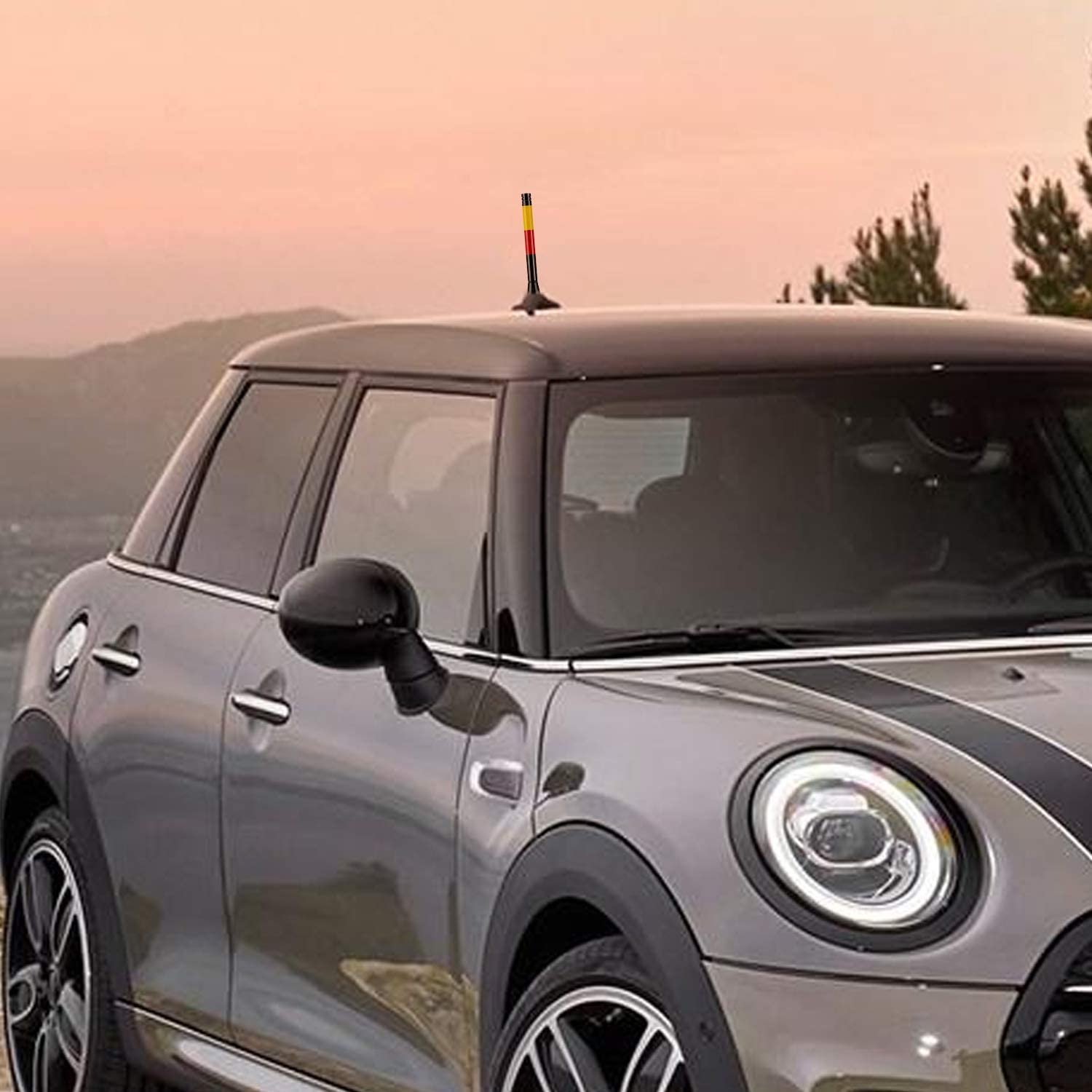 Exterior Accessories The Stubby Antenna for Mini Cooper All Models ...