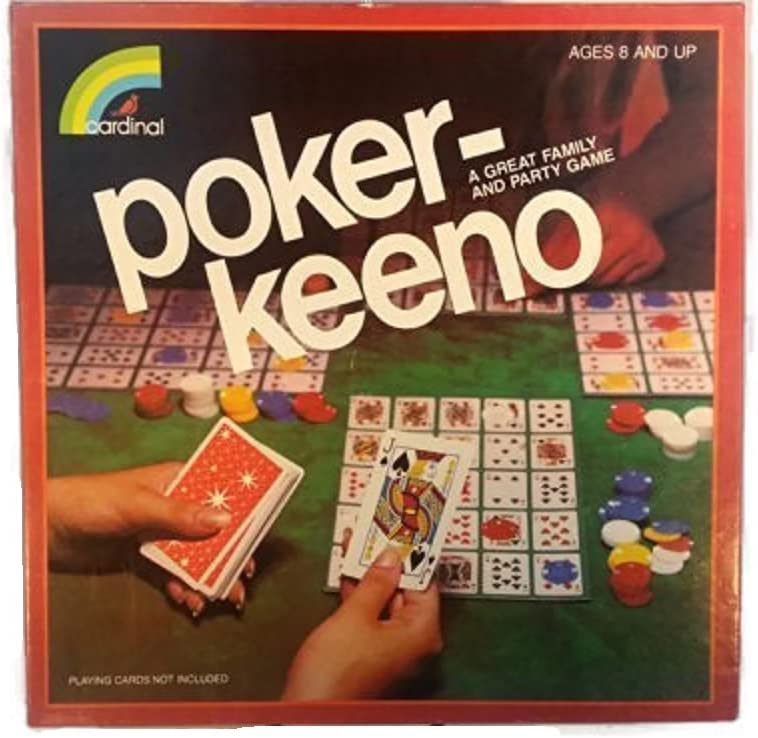 Poker-Keeno A Great Family and Party Game by Poker-Keeno: Amazon.es: Juguetes y juegos