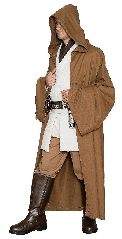 Star Wars Caballero Jedi Jedi Robe Solo - Marrón Claro ...