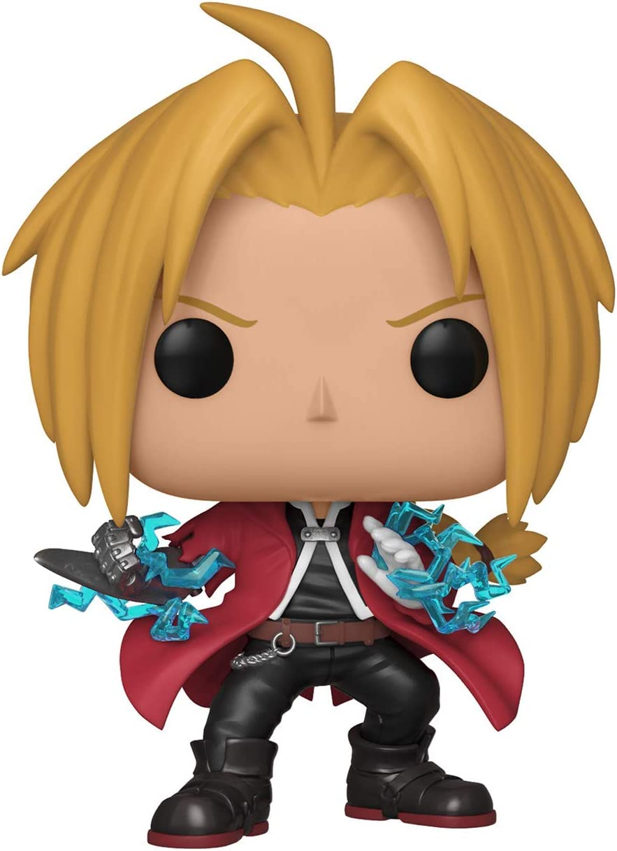 Funko- Pop Vinyl: Full Metal Alchemist: Ed Vinilo, Multicolor ...