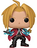 Funko Pop Animation: Full Metal Alchemist - Ed (Styles May Vary) Collectible Figure, Multicolor