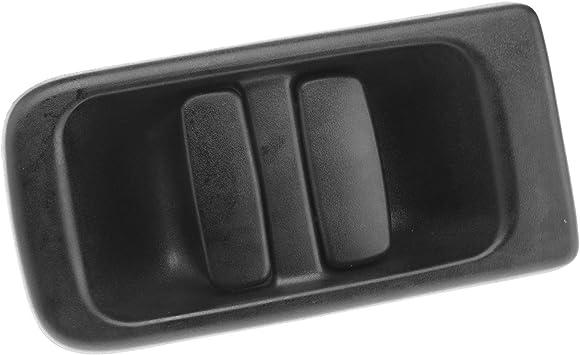 Tirador exterior para puerta corredera izquierda para Opel Movano Renault Master SET: Amazon.es: Bricolaje y herramientas