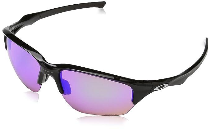 97c9331258 Oakley Men s Flak Beta Polarized Iridium Rectangular Sunglasses ...