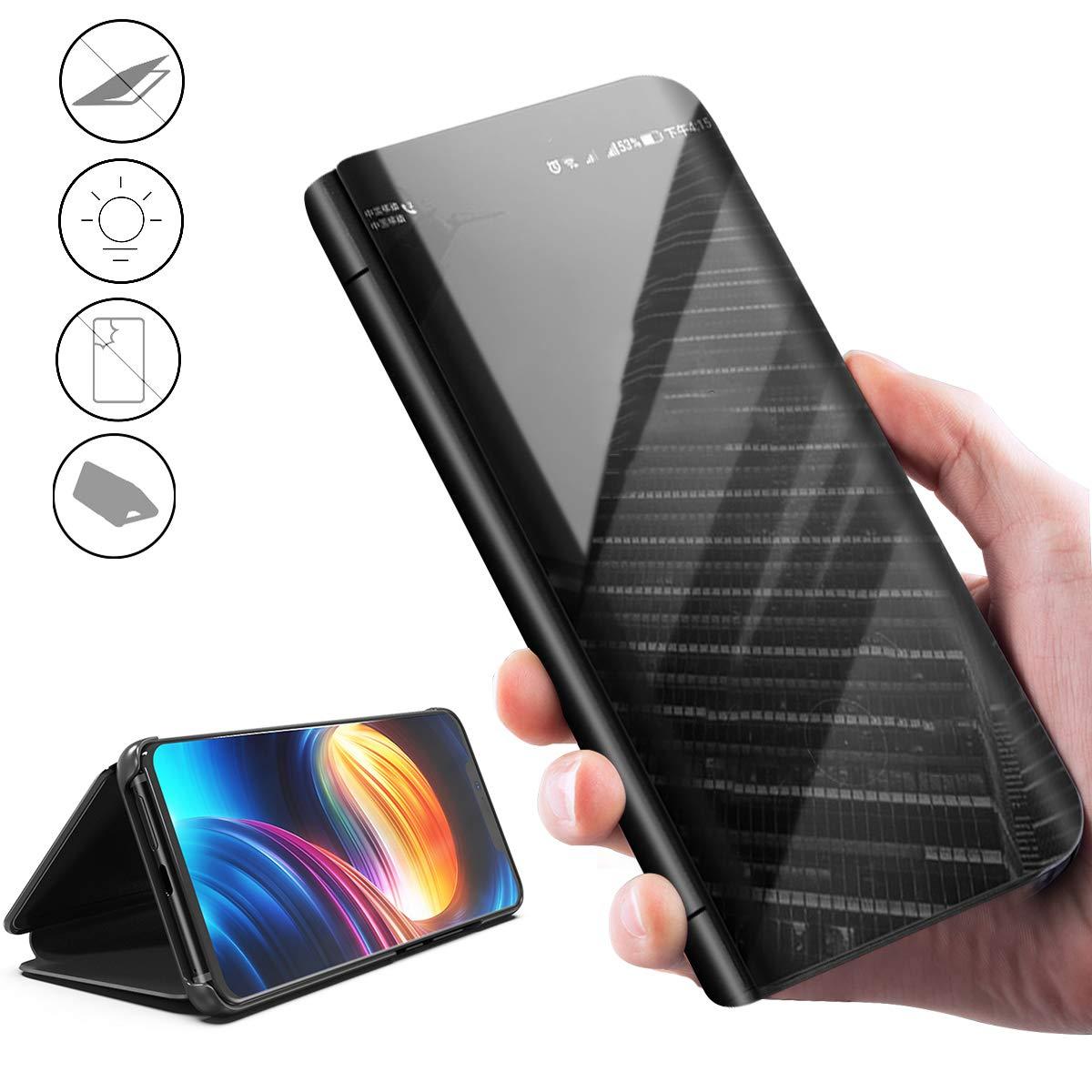 Funda Flip Cover Para Huawei P30, Negro (xmp) (