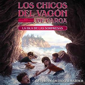La Isla de las Sorpresas [The Island of Surprises] Audiobook