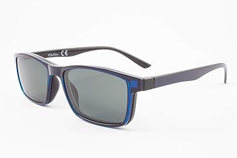 Gafas de lectura con iman para sol - Gafas de presbicia - Vista cansada graduadas - Unisex - Mujer - Hombre - 6016 (C3, 2.50 Dioptrías)