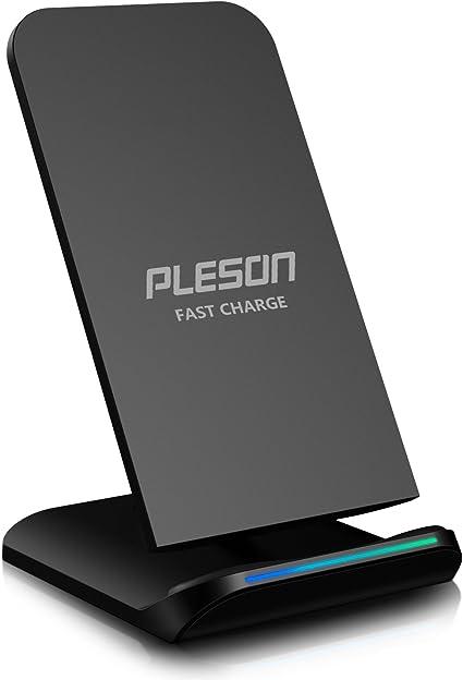 Amazon.com: Cargador inalámbrico rápido de PLESON ...