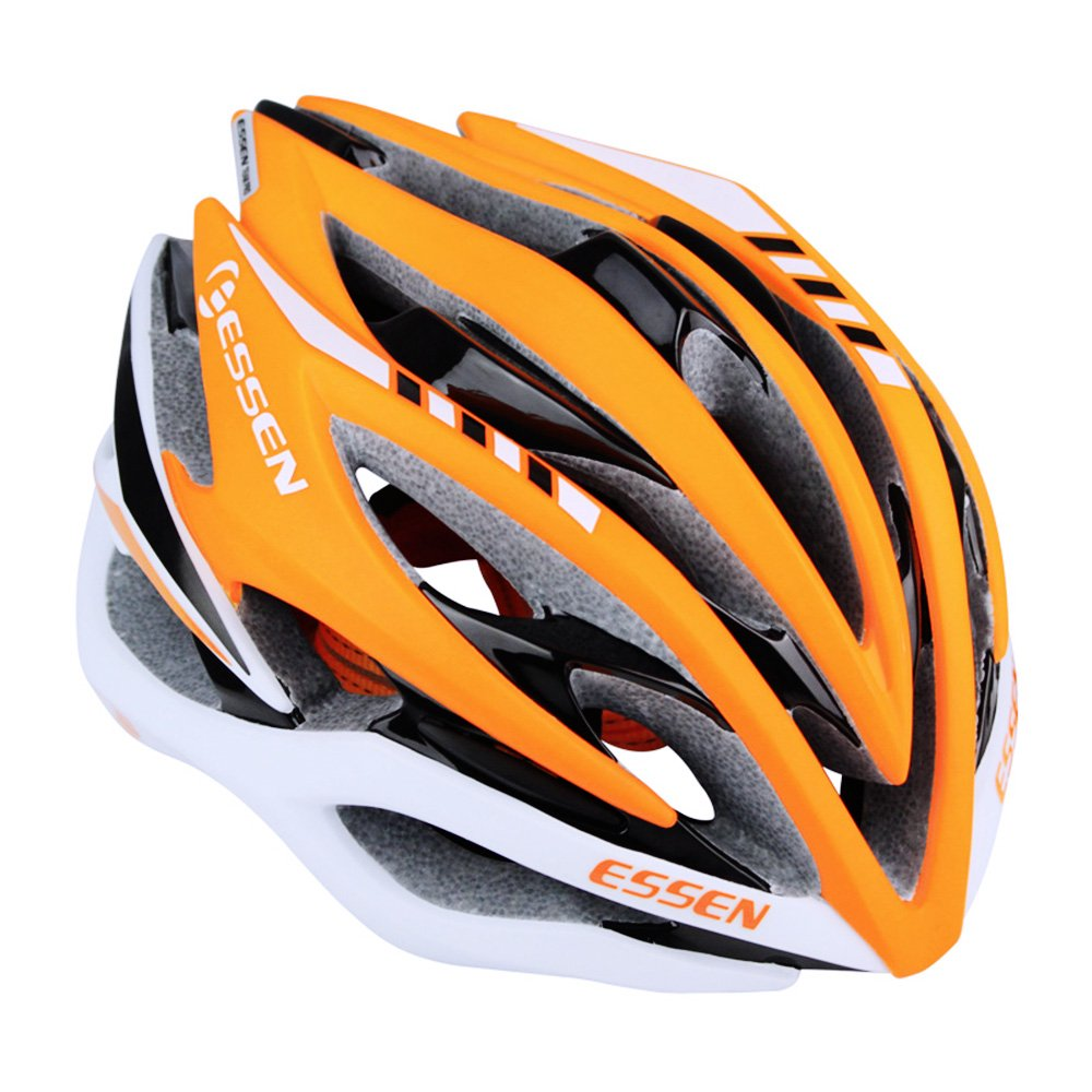 Essen Road Helmet for Men Women bike Safety Protection with bike helmet in green/blue/red/orange color for Adult Adjustable Road Bicycle helmet