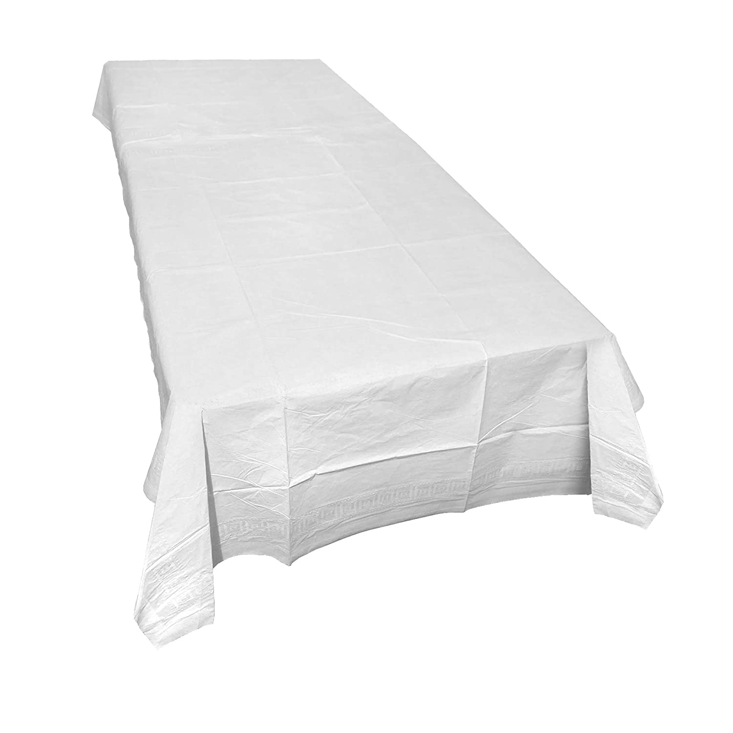 Tablecovers Home Kitchen 571356 6 Ct Amscan Miami Dolphins Collection Printed Plastic Table Cover For Party Trademart Inc