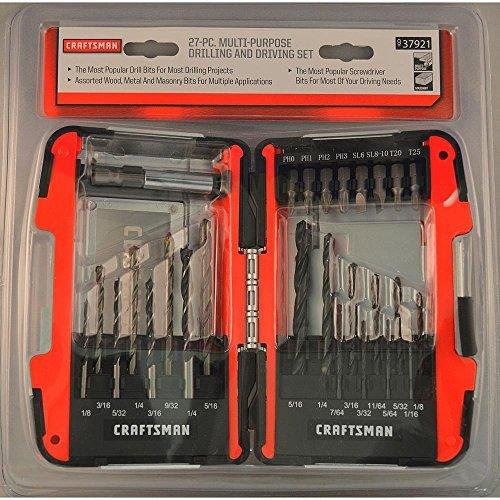 Buy craftsman masonry drill bit set