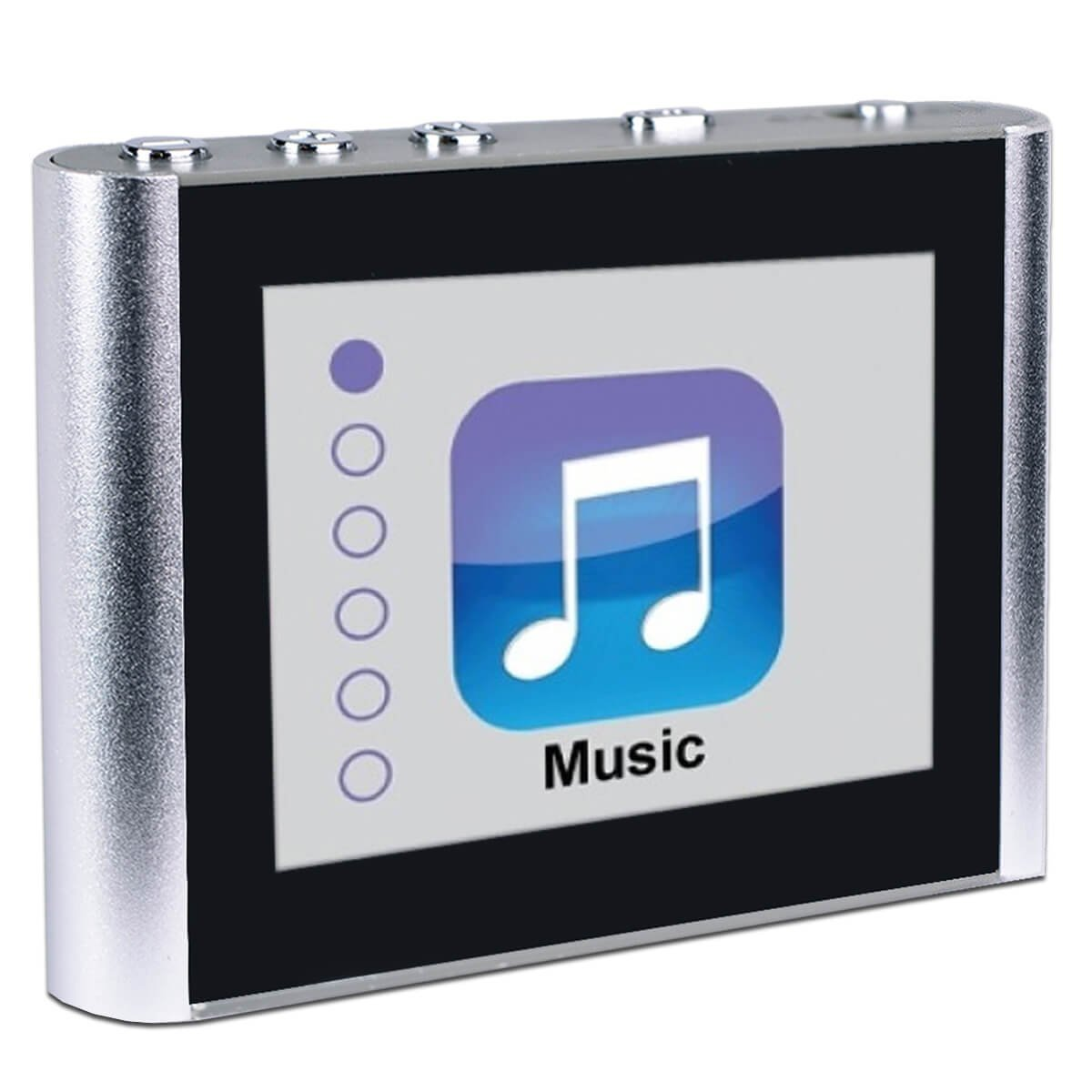 Amazon.com: Eclipse Mach Speed 4 GB MP3/Video Player with 1.8-Inch  Touchscreen, Voice Recorder and FM Radio - (Red) (Eclipse-T180 RD): Home  Audio & Theater