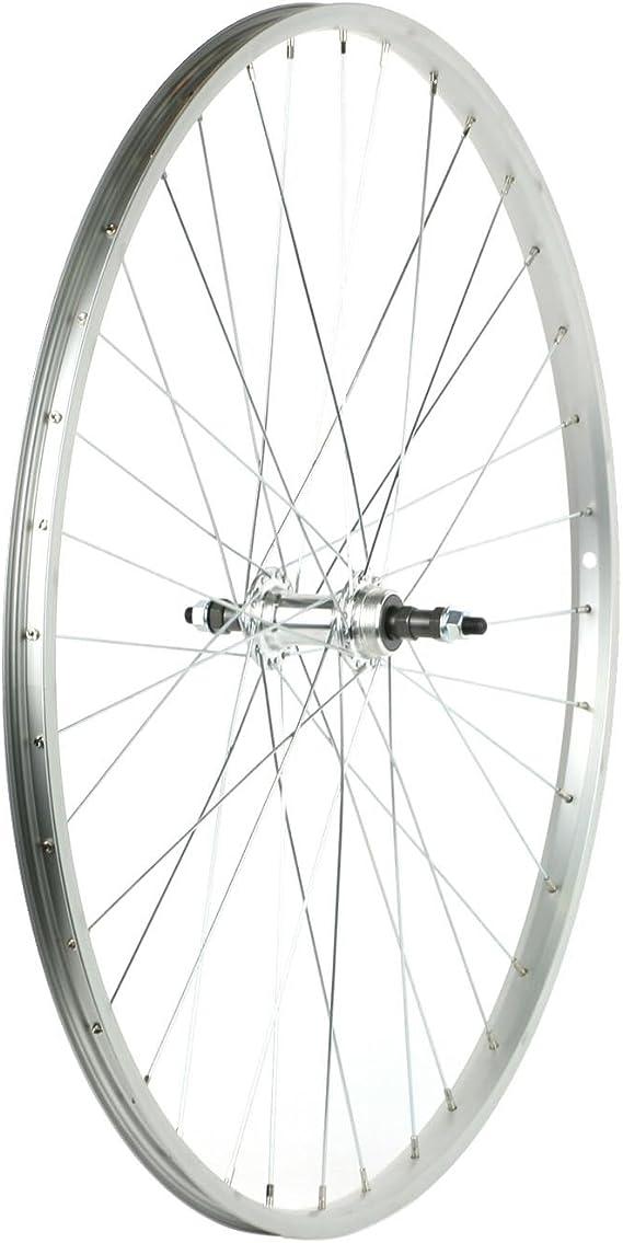 Sta Tru Silver ST735 36H Rim Rear Wheel (700X35)