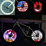 Xuanwheel S1 Bike Wheel LED - Bluetooth, 96Pcs RGB LEDs, App Support, iOS, Android, Double-Side Display, 1300mAh, DIY Support